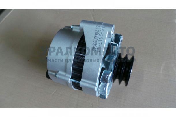 генератор Shaanxi WD618 SHAANXI 61200090043