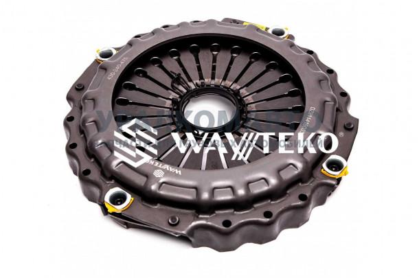 корзина сцепления 430 обратного действия (с кольцом) Wayteko SHAANXI DZ9114160034